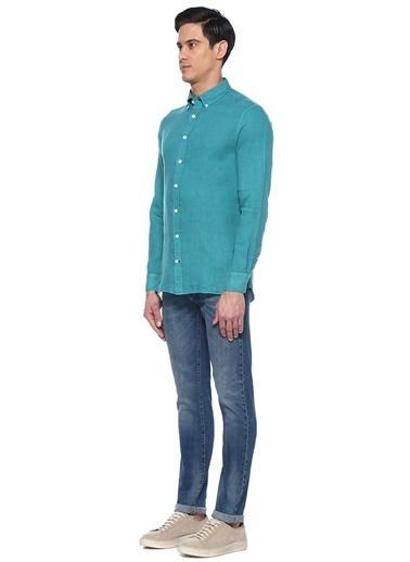 Beymen Collection Gömlek Yeşil